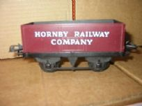 Hornby Railway Co. open wagon